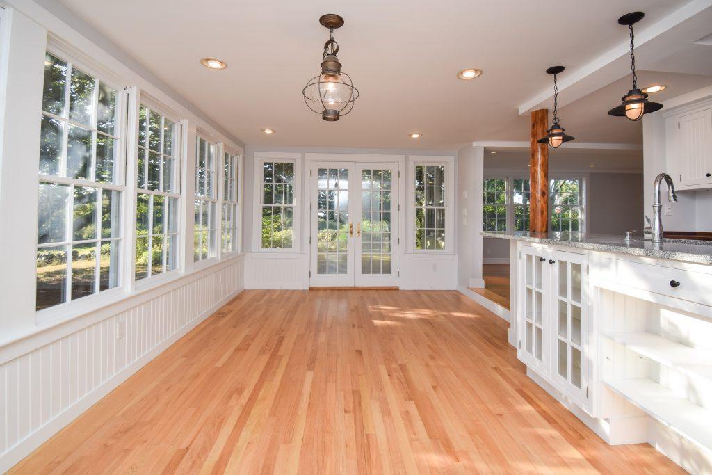hardwoods versus carpet