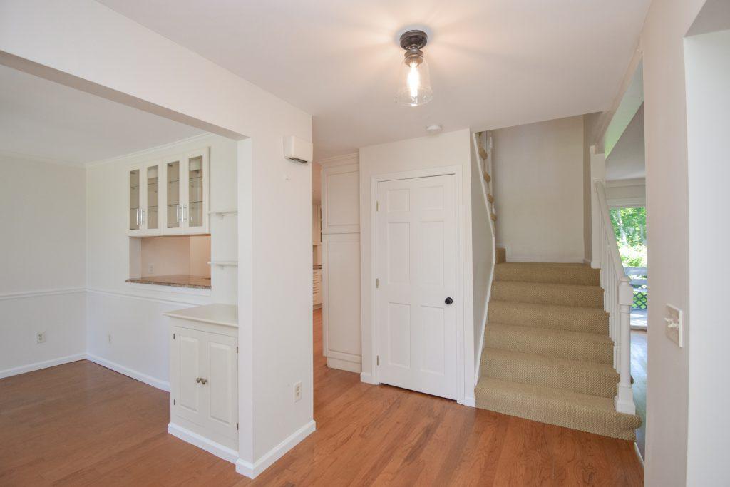Pre-listing renovation