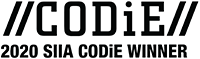 2020 SIIA CODiE Award Winner for Best Instructional Solution in Non-Core Areas