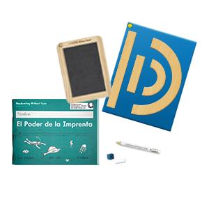 Individual Student Manipulative Pack With El Poder de la Imprenta