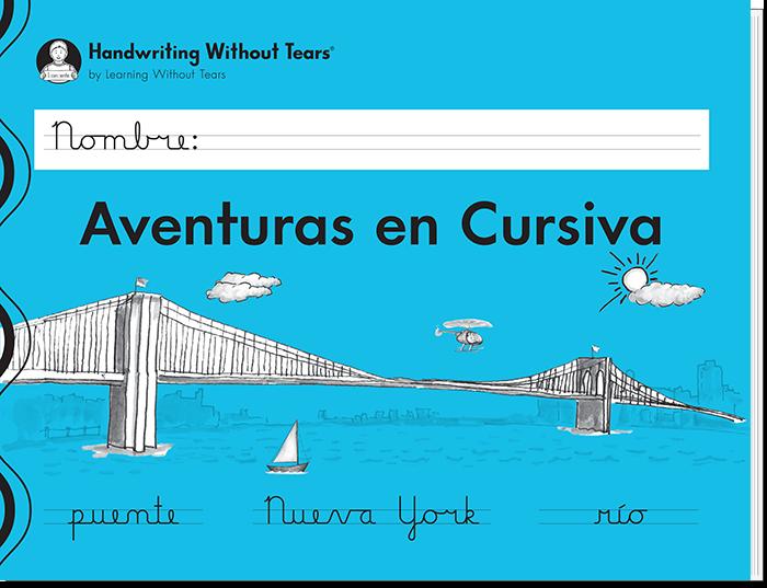 Aventuras en Cursiva  (Spanish)