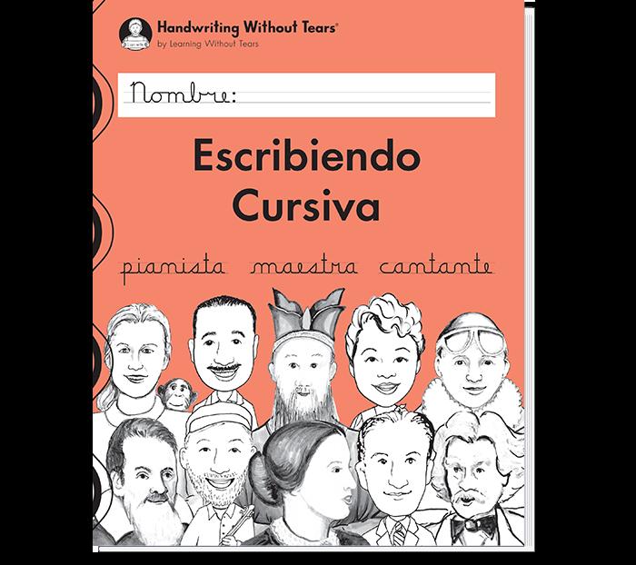 Escribiendo Cursiva (Spanish)