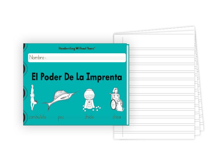 Advanced Printing Learn at Home Kit (Spanish)