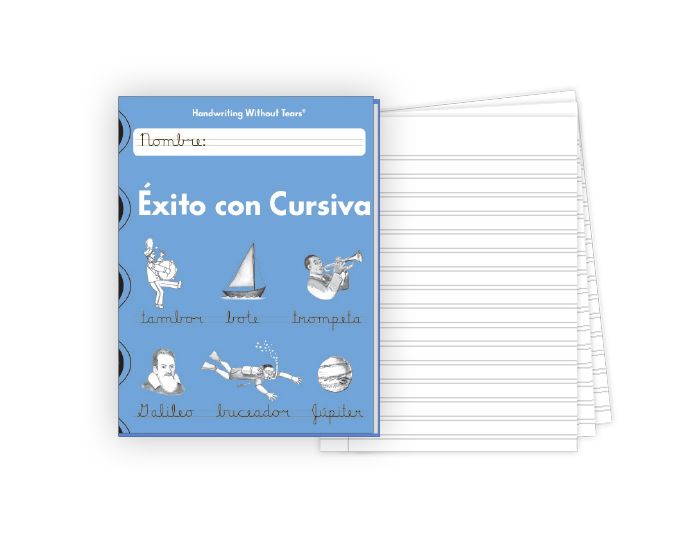 Advanced Cursive Learn at Home Kit (Spanish)