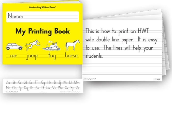 Intermediate Printing Learn at Home Kit
