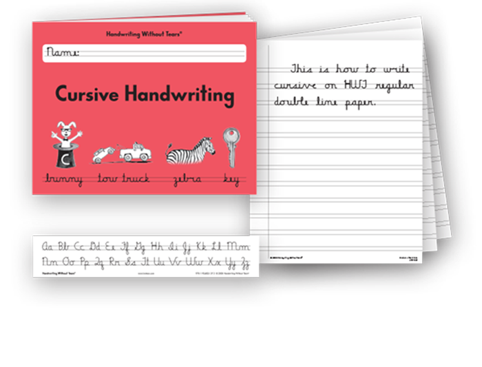 Beginning Cursive Learn at Home Kit