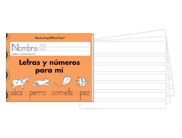 Beginning Printing Learn at Home Kit (Spanish)
