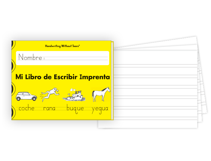 Intermediate Printing Learn at Home Kit (Spanish)