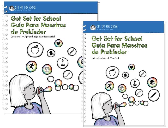 Get Set for School Guía Para Maestros de Prekínder (Spanish)