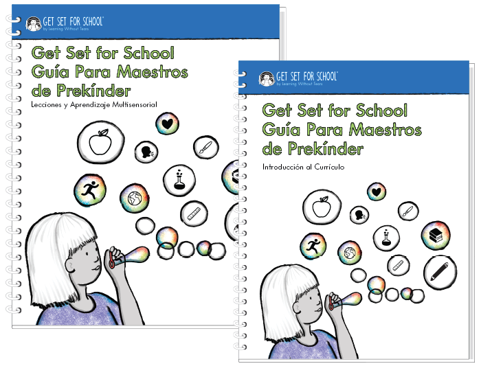 Get Set for School Guía Para Maestros de Prekínder (Spanish)