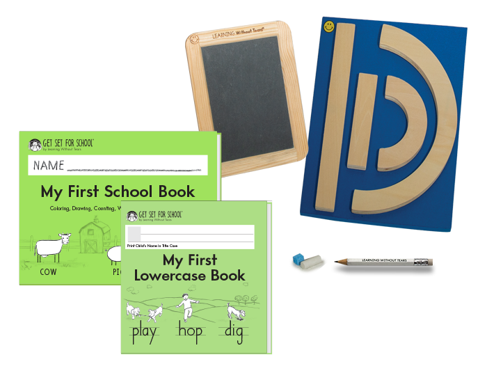 Individual Student Manipulative Pack With My First Book Set