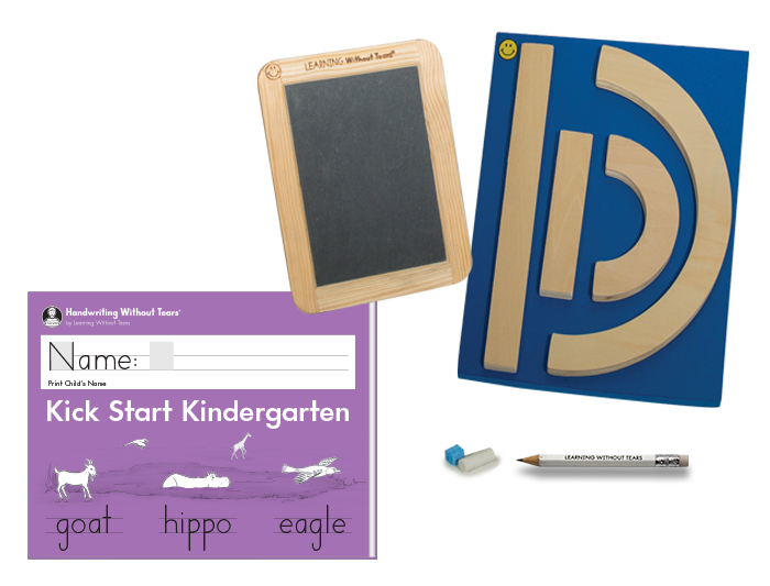 Individual Student Manipulative Pack With Kick Start Kindergarten