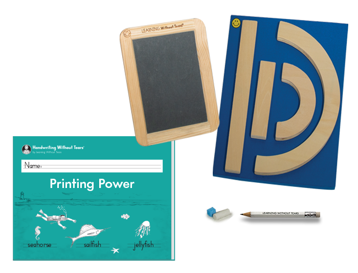 Individual Student Manipulative Pack With Printing Power