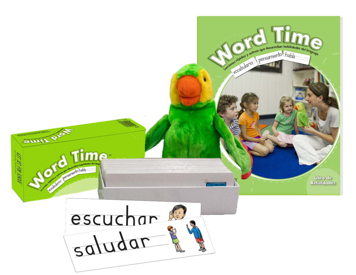 Word Time™ Spanish