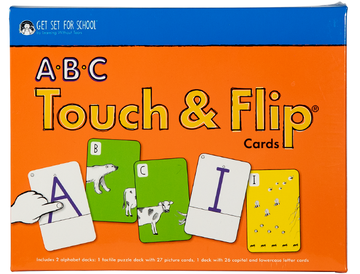 A-B-C Touch & Flip® Cards
