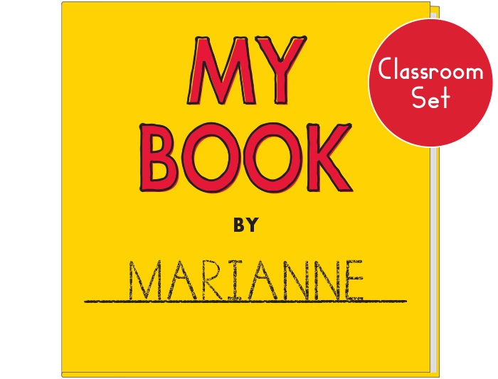 My Book activity book (Classroom set)