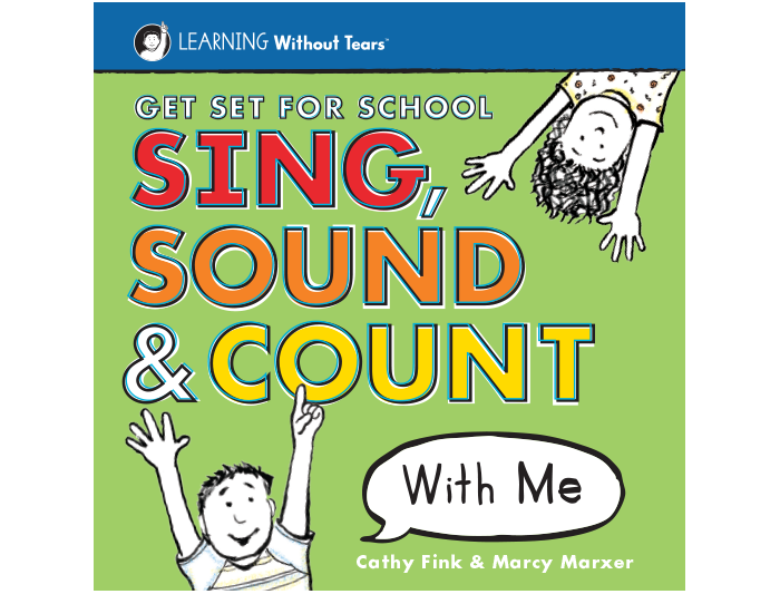 Sing, Sound & Count With Me CD