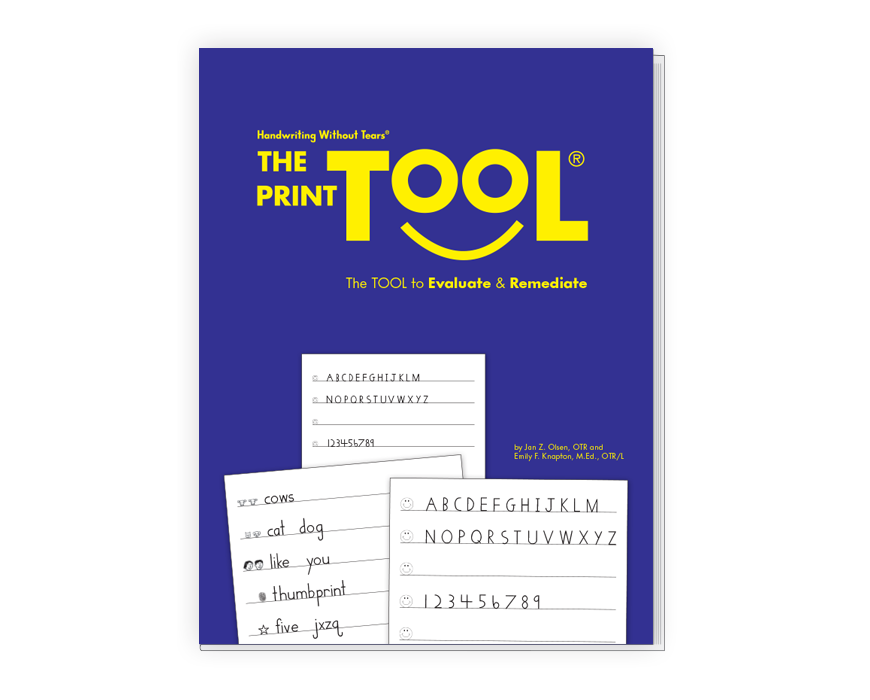 The Print Tool® Evaluation & Remediation Package