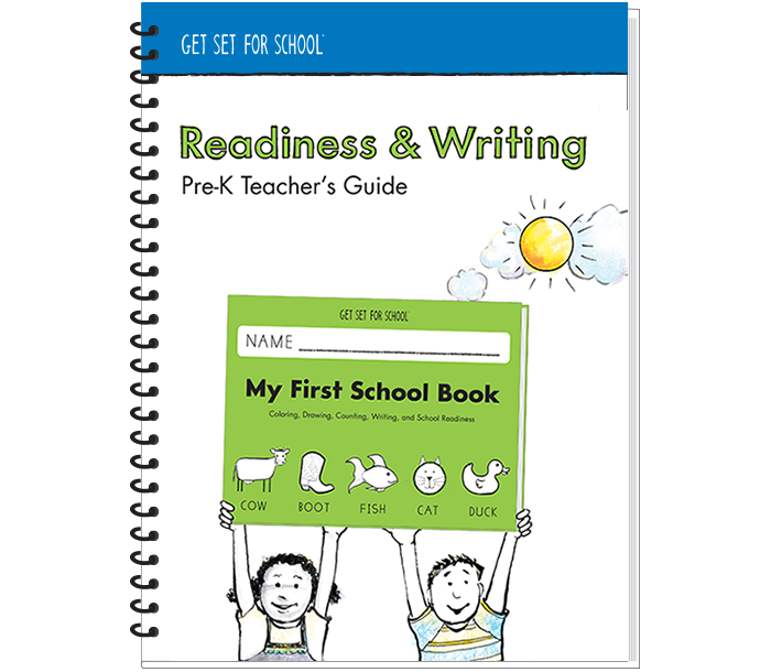 Readiness & Writing Pre-K Teacher's Guide