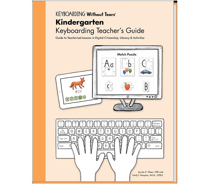Keyboarding Without Tears Program Keys for Me (1-y...