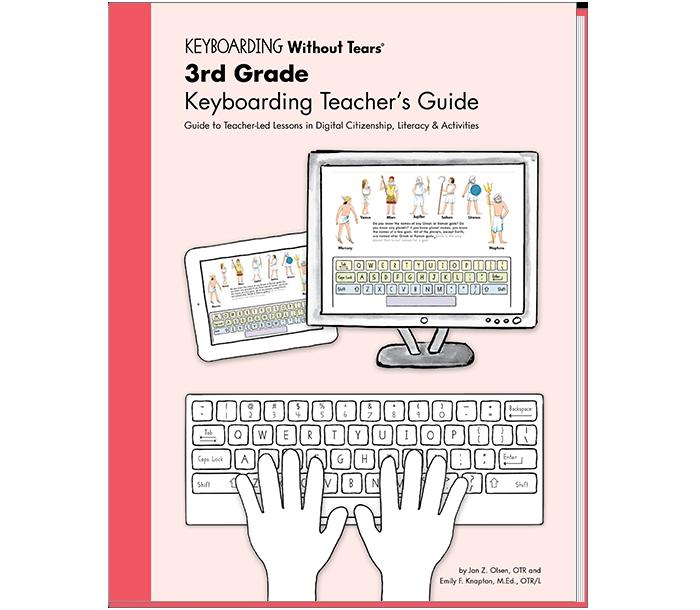 Keyboarding Without Tears Program Keyboarding (1-y...