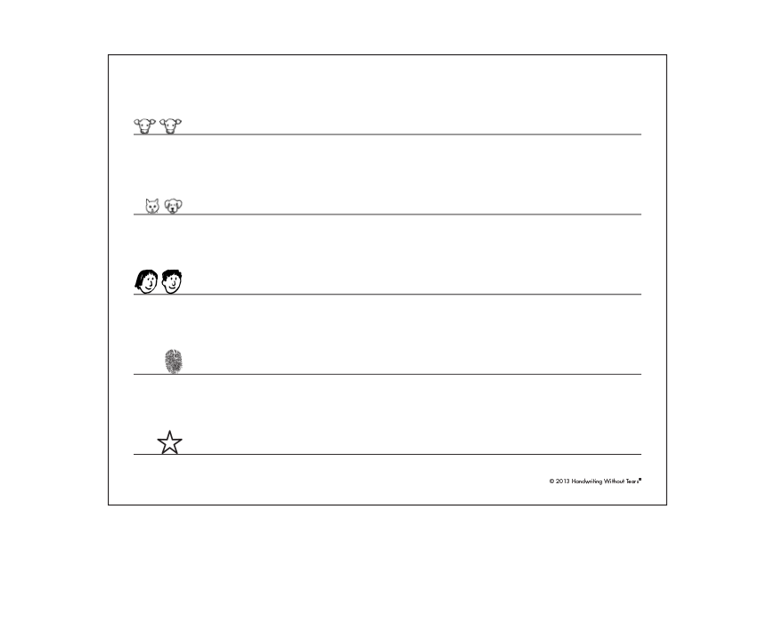 Printable Worksheets free handwriting without tears worksheets : The Print Tool Refill Package | Learning Without Tears