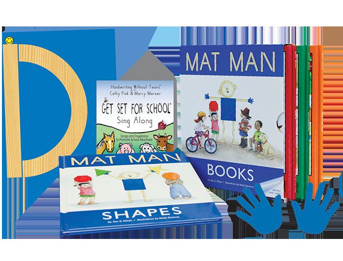 Build Mat Man® Kit