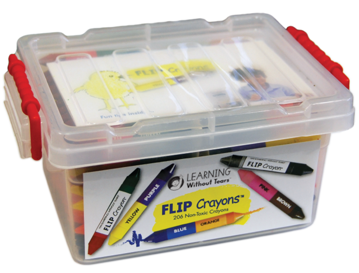 FLIP Crayons®