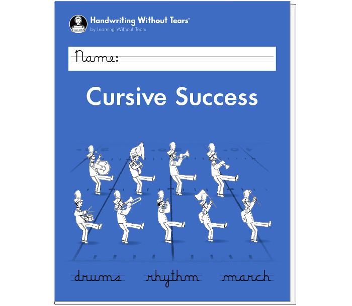 cursive success learning without tears