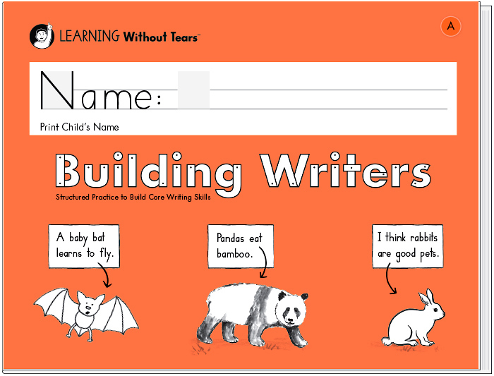 Building Writers A