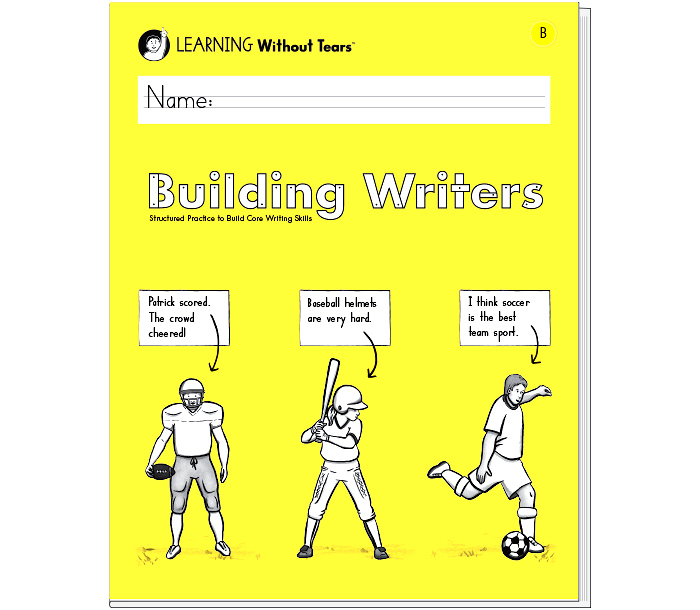 Building Writers B