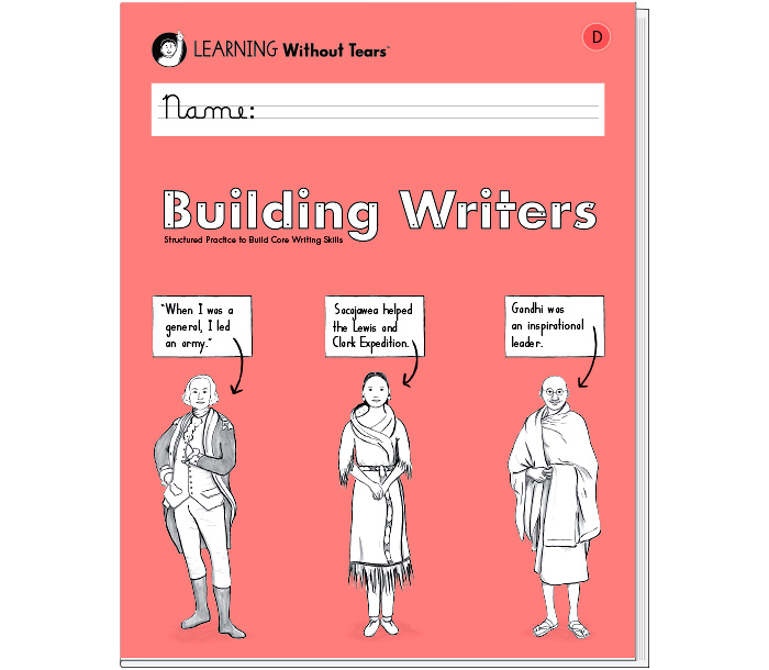 Building Writers D
