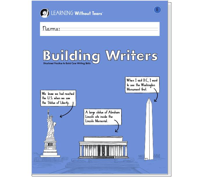 Building Writers E
