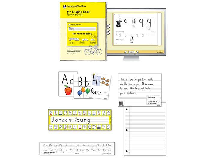 1st Grade Teacher Kit A with Teacher's Guide