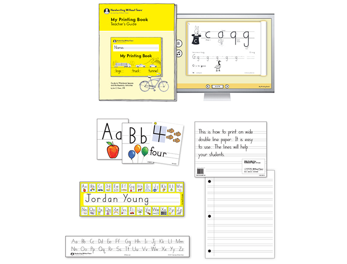 1st Grade Teacher Kit A with Teacher's Guide