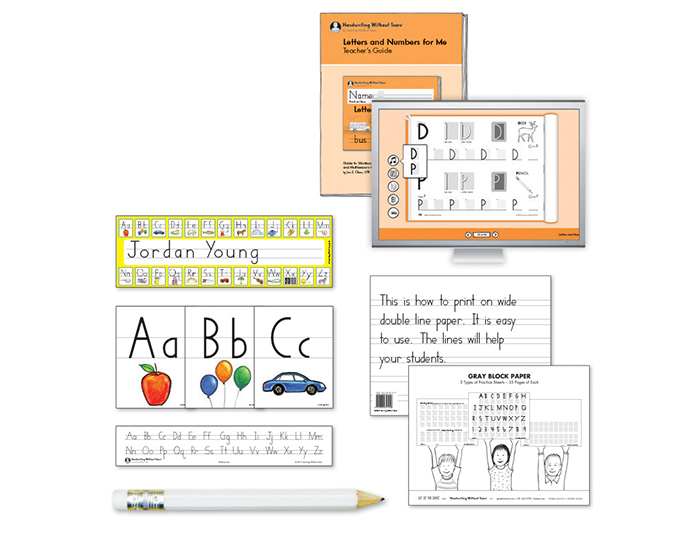 Kindergarten Teacher Kit A with Teacher's Guide