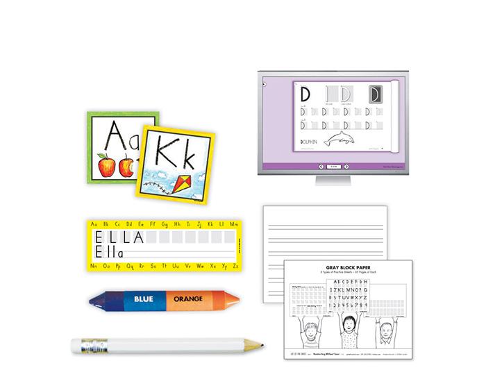 Transitional Kindergarten Teacher Kit B with HITT