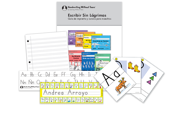 2nd Grade Teacher Kit A with Teacher's Guide (Spanish)