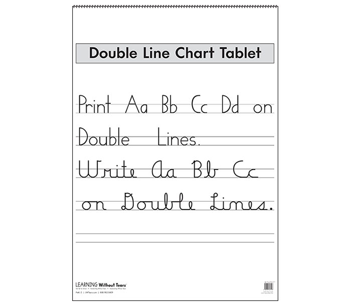 Double Line Chart Tablet