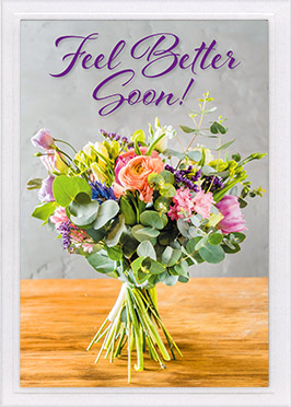 Get Well Card-Ro 15:13