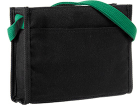 Children's Service and Meeting Bag - Black