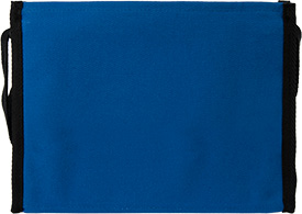 Children's Service and Meeting Bag - Blue Back