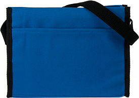 Children's Service and Meeting Bag - Blue Front