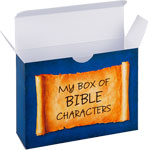 My Box of Bible Characters