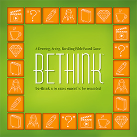 Bethink Board Game Box Top