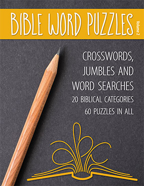 Bible Word Puzzles Vol. 2