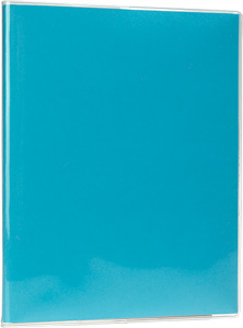 """Thick 7"""" x 9"""" Books Clear Cover"""