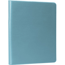 Deluxe Magazine and Tract Holder - Turquoise
