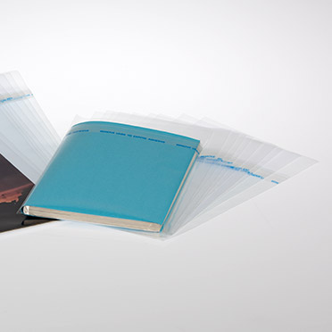 Protective Literature Bags for Books - Set of 10