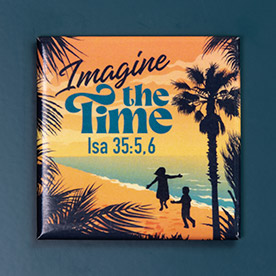 Imagine The Time Magnet